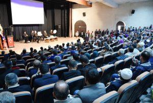 Nusaybin'de Kutlu Doğum Haftası etkinliği