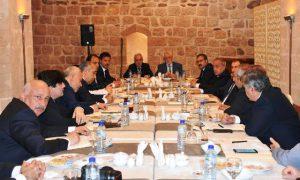 Bölge Rektörleri istişare Toplantısı sona erdi