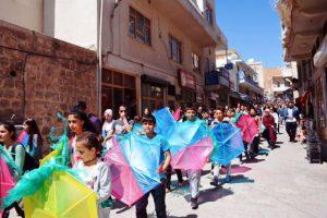 Uluslararası Mardin Uçurtma Festivali sona erdi