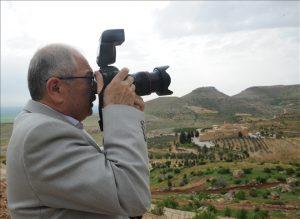 Vali Yaman'ın Fotoğraf merakı