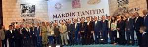 Mardin Tanıtım Onur Ödülleri Sahiplerini Buldu