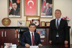 Davutoğlu: Mardin'e her gelişimde huzur buluyorum