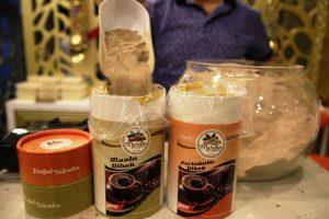 Meyveli Kahve ve Badem Şekeri Vitrindeki yerini aldı