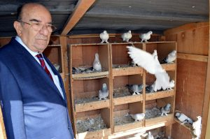 Eski gazeteci Münir Kilimci'den Mardin Valisi Yaman'a teşekkür