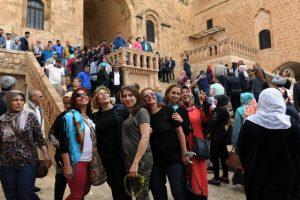 Mardin turist kaynıyor