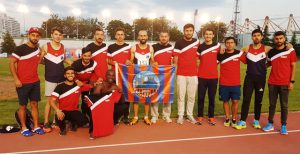 Atletizm Süper liginin ilk etabı tamamlandı