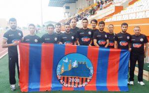 Mardin atletizm spor kulübünde süper lig mücadelesi