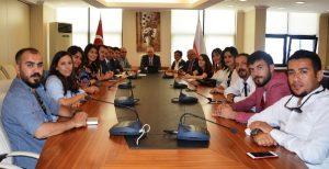 Genç Gazeteciler Ankara'da buluştu