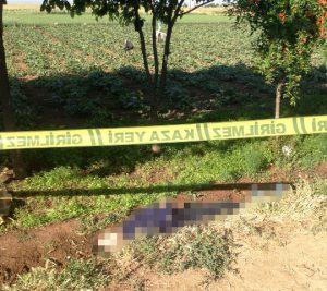 Kaçan Teröristlerden birinin cesedi bulundu