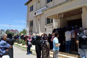 Deniz Feneri'nden Suriye'lilere yardım eli