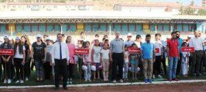 Mardin İl Spor Merkezleri açılış töreni