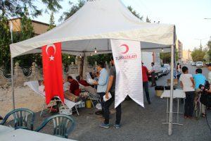 15 Temmuz şehitleri anısına kan bağışı kampanyası