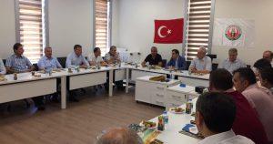 Mardin'de tarım sektörü masaya yatırıldı