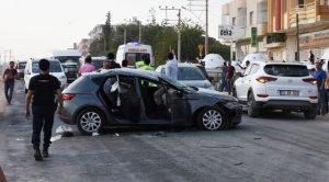 Nusaybin'de 4 kişi yaralandı