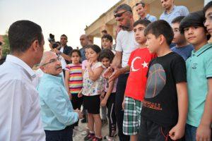 """""""Mardinliler vatanlarına, sahip çıktı ve çıkıyorlar"""""""