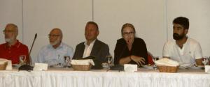 Ceyda Bölünmez Çankırı, STK'larla Mardin'in sorunlarını masaya yatırdı