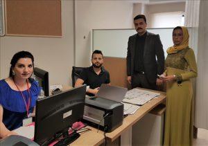 Mardin Devlet Hastanesinde Hasta yoğunluğuna fazla mesai uygulaması