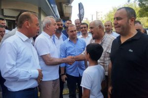 Miroğlu Mardin'in Sorunları İçin Yoğun Mesai Harcıyor