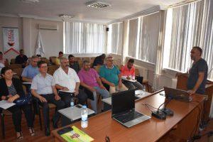 Mardin TSO üyelerine ön muhasebe eğitimi