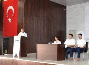 SGK'dan çalışanlara  eğitim semineri