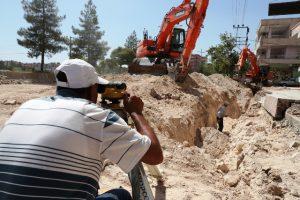 Midyat'ın Su şebekesi yenilendi