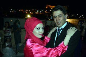 Suriyeli Gençlerin Mutluluğu