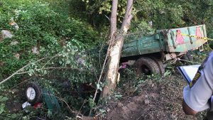 Mardinli tarım işçilerini taşıyan traktör devrildi: 7 ölü, 9 yaralı