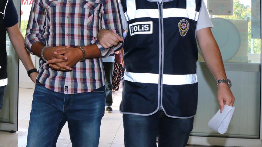 Başkasının yerine sınava giren kişi yakalandı