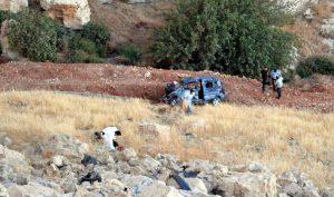 Trafik kazası : 2 Ölü