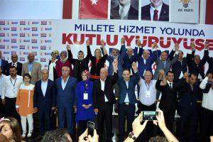 Coşkulu bir Ak Parti kongresi