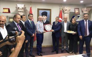 """""""Mardin bölgenin ekonomisine yön veren bir şehir olacaktır"""""""