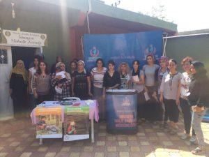 'Mardin Kadınları Bağımlılığın Farkında' projesinde buluştu