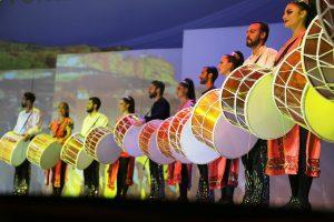 Anadolu Ateşi Mardinlilere Unutulmaz Bir Gece Yaşattı