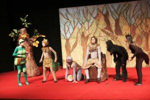 Bosch Çevre Çocuk Tiyatrosu Mardin'e geliyor