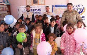 Gaziantep'ten Mardin'e yardım eli