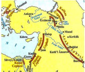 İslam Coğrafyasında Açık Bırakılan Adisyon : Birinci Dünya Savaşı -3-