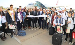 Mardinli Öğrenciler Ankara'ya gitti