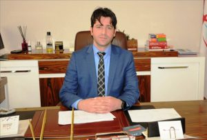 Mardin Devlet Hastanesine Yeni Baştabip atandı