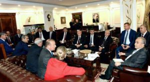 Tarımsal sorunları Fakıbaba'ya anlattılar