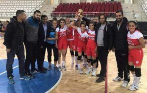 Kızıltepe Spor Lisesi Hentbol 'da rakip tanımıyor