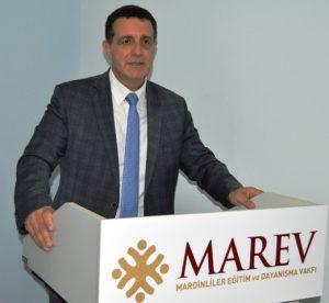 Mardin MAREV Vakfı Şubesinden 20 Öğrenciye Burs