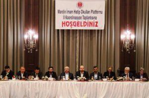 İmam hatip okulları platformu il koordinasyon toplantısı yapıldı
