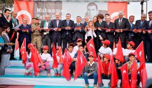 Şehit Kaymakam Muhammed Fatih Safitürk Anadolu Lisesi açıldı