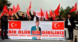 Şehit Kaymakam Safitürk davası sanığı, teröristin üzerinden çıkan yazısını reddetti