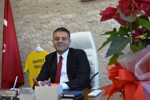 """Sağlık Müdürü Yavuz'dan  """"Mart Ayı Kolon Kanseri  Farkındalık Ayı"""" açıklaması"""