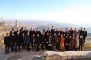 Çorumlu Öğrenciler Mardin'i gezdi