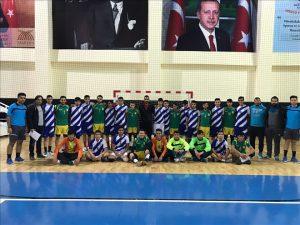 Liselerarası Hentbol Bölge Müsabakaları yapıldı