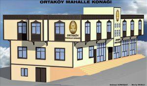 Artuklu'da Mahalle Konakları projesi