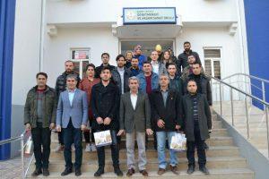 Köy Öğretmenleri  Misafir edildi