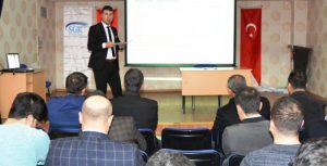 SGK'dan eğitim semineri